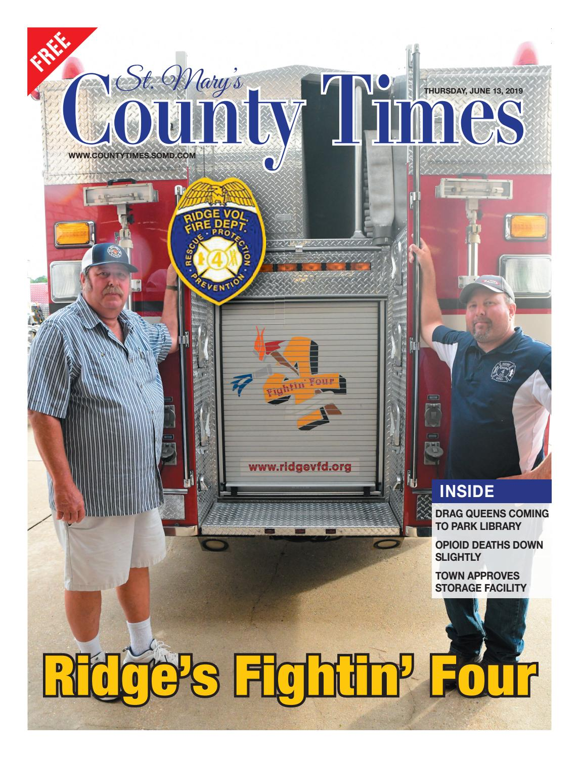 2019-06-13 St  Mary's County Times by Southern Maryland Online - issuu