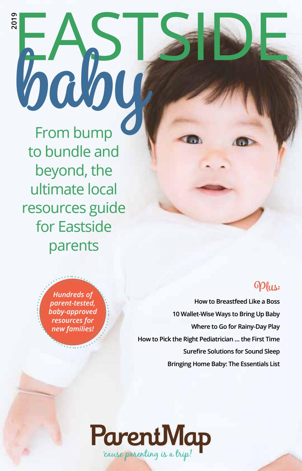 Eastside Baby 2019 by ParentMap issuu