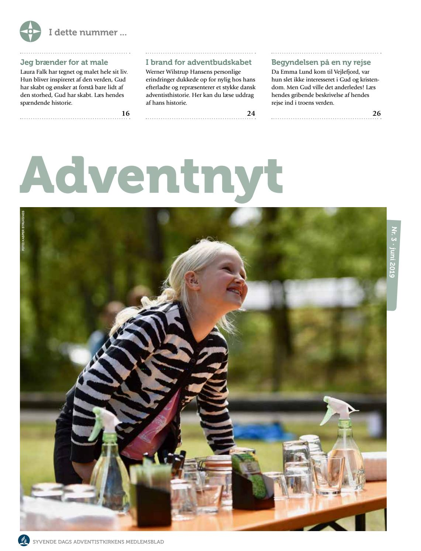 6c8aecfaf07 Adventnyt 2019-3 by Adventistkirken - issuu