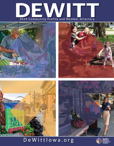 DeWitt IA Digital Publication - Town Square Publications