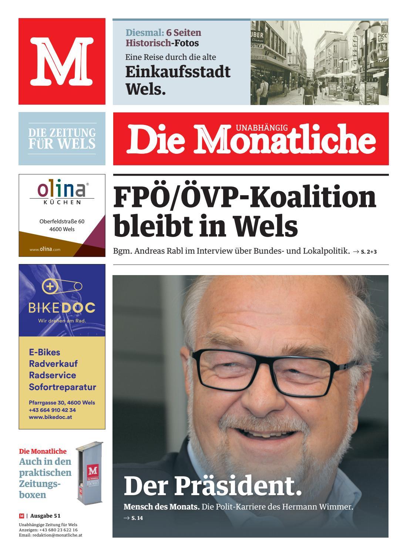 Die Monatliche Ausgabe 51 by Die Monatliche Die Zeitung