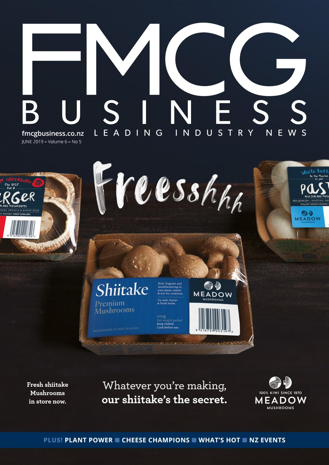 FMCG JUNE 2019 by The Intermedia Group - issuu