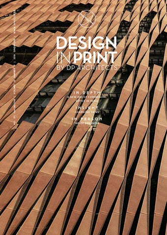 Design In Print Vol 10 No 2: DPA India by DPArchitects - issuu