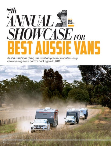 Page 6 of 7th ANNUAL SHOWCASE FOR BEST AUSSIE VANS (BAV)
