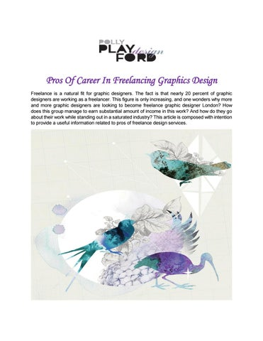 Super Pros Of Career In Freelancing Graphics Design By Polly Interior Design Ideas Clesiryabchikinfo