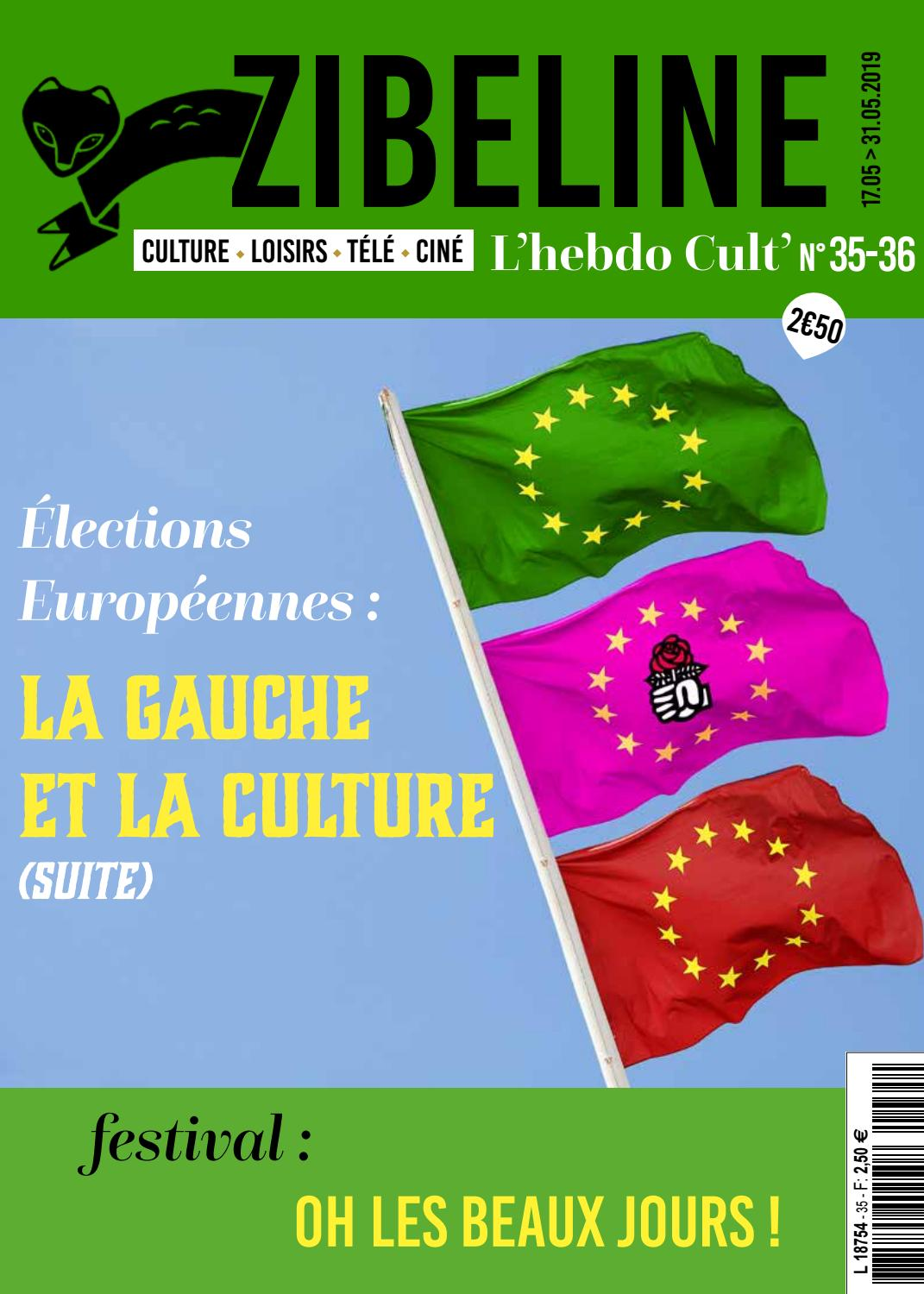 Zibelinel'hebdo Zibeline cult'35 36 issuu by journal Iyvmb7Ygf6