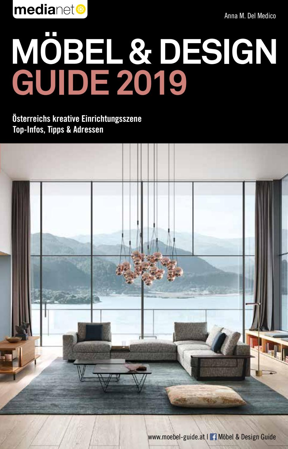 buy online authentic quality unique design Möbel & Design Guide 2019 by medianet - issuu