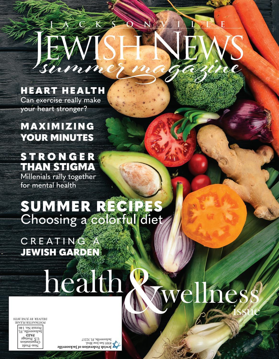 Jacksonville Jewish News Summer Magazine by Northeast
