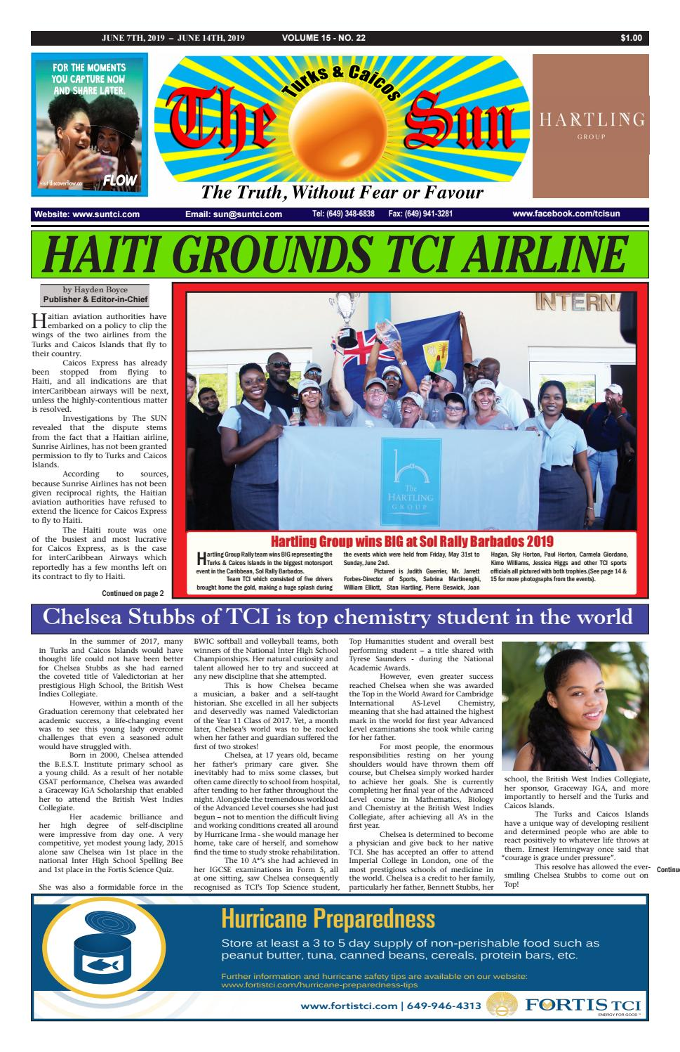 VOLUME 15 ISSUE 22 by The SUN Newspaper - issuu