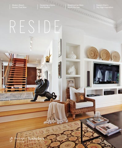 heritage house sotheby s international realty reside summer edition