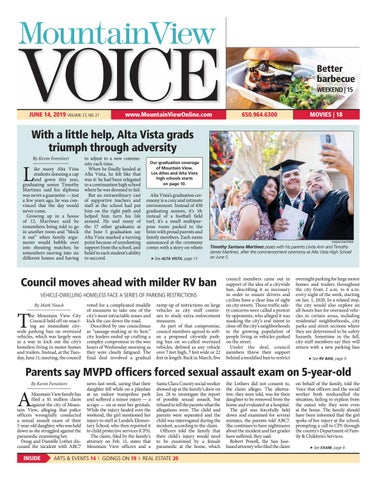 Mountain View Voice June 14, 2019 by Mountain View Voice - issuu