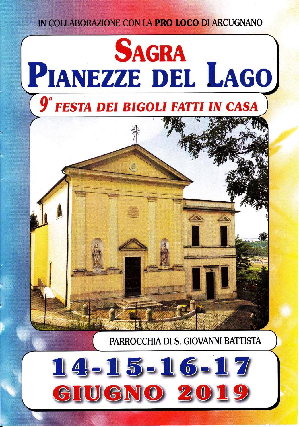 Comune Di Arcugnano Concorsi libretto sagra pianezze 2019 by pro loco arcugnano - issuu