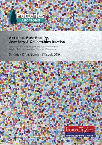 9a876a5cce822 Potteries Auctions by Jamm Design Ltd - issuu