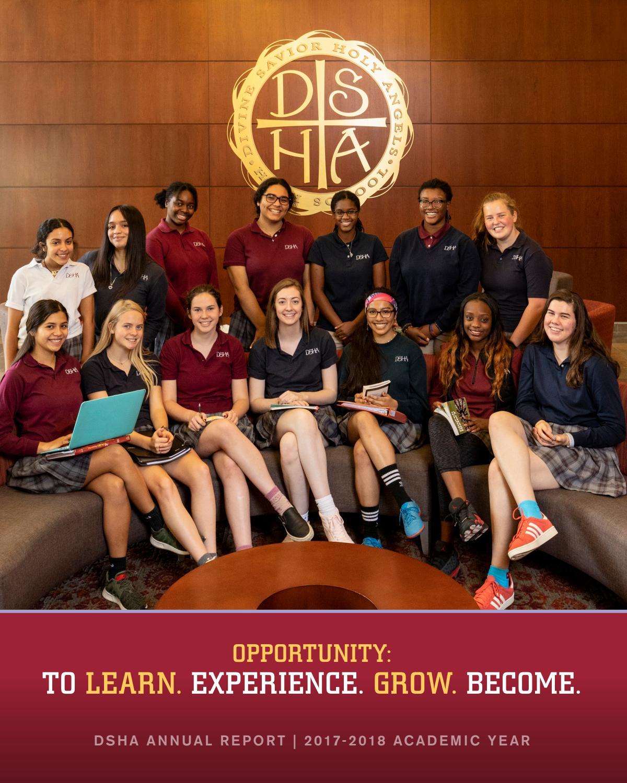 DSHA Annual Report | 2017-2018 Academic Year by dsha9 - issuu