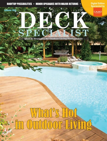 1998c8d56e Deck Specialist Summer 2019 by 526 Media Group - issuu