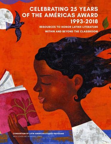 Celebrating 25 Years of the Américas Award, 1993-2018