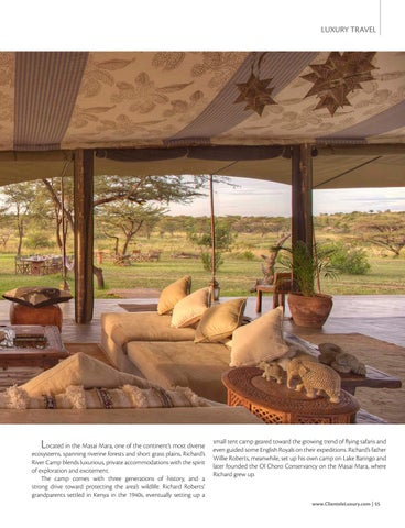 Page 55 of Richard's River Camp: Masai Mara, Africa