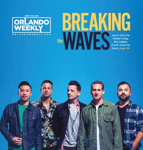 Orlando Weekly June 12, 2019 by Euclid Media Group - issuu
