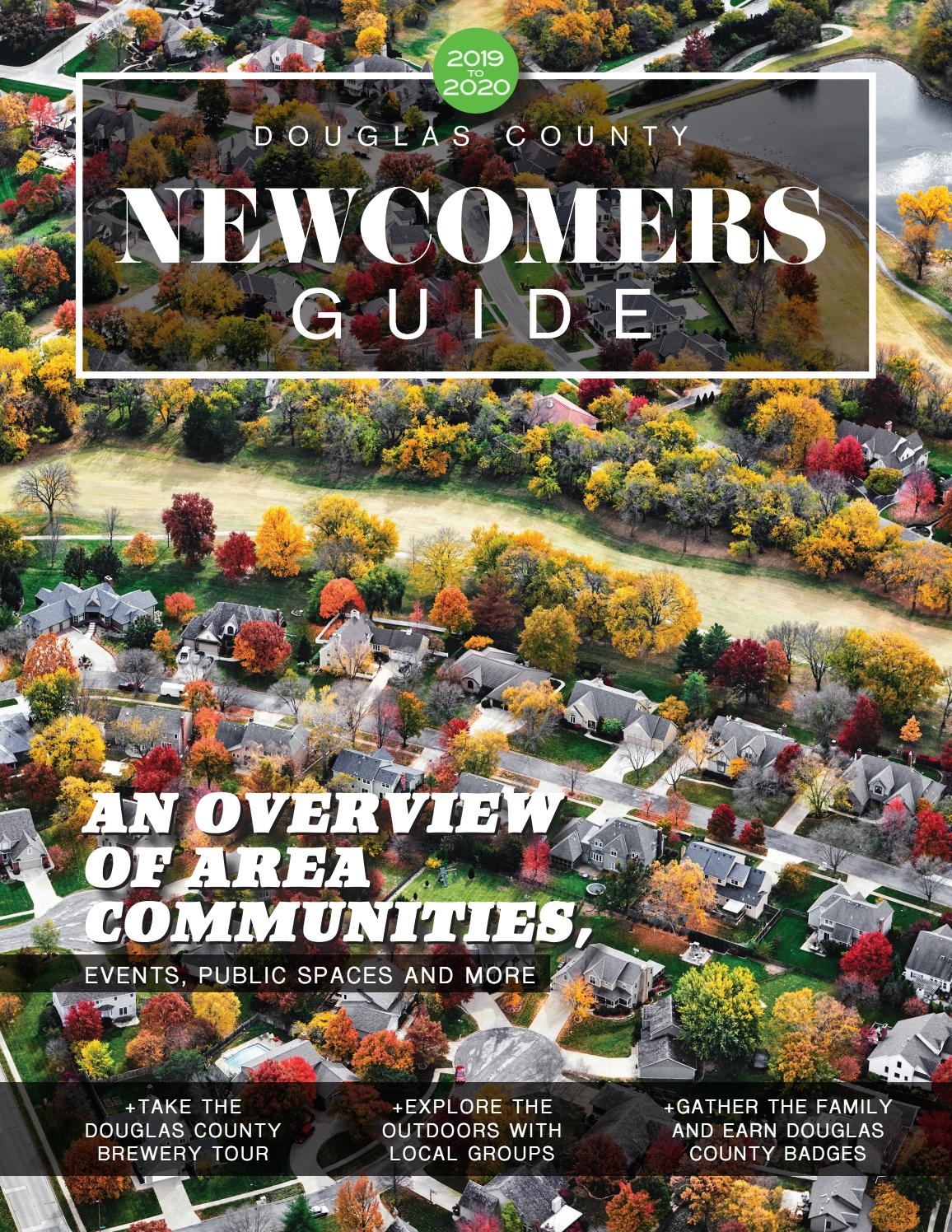 Douglas County (KS) Newcomers Guide 2019-2020 by Sunflower