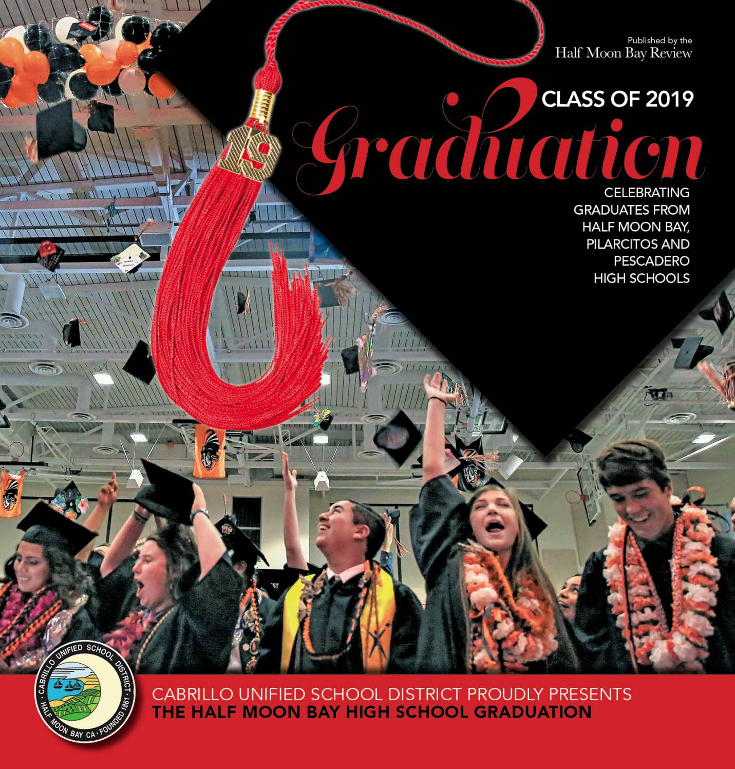 2019 Graduation - Cabrillo Unified School District by Wick