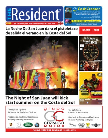 The Resident June 2019 By Manilva Media Workshop Sll Issuu
