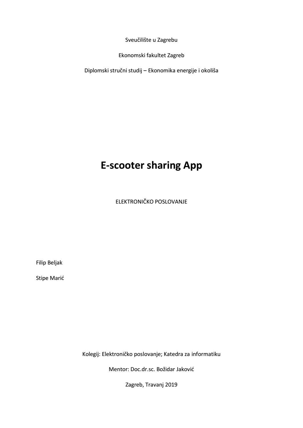 Aplikacija za sveučilišne pretrage