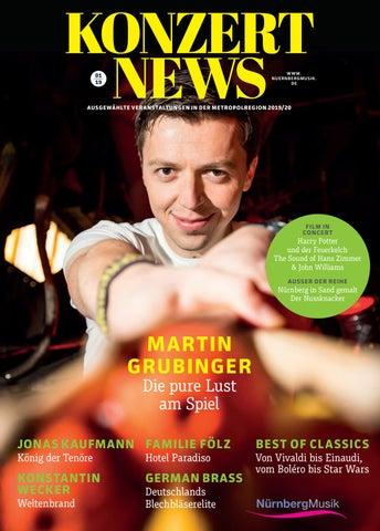 Jonas Kaufmann Weihnachtslieder.Nürnbergmusik Konzertnews 34 By Münchenmusik Gmbh Co Kg Issuu