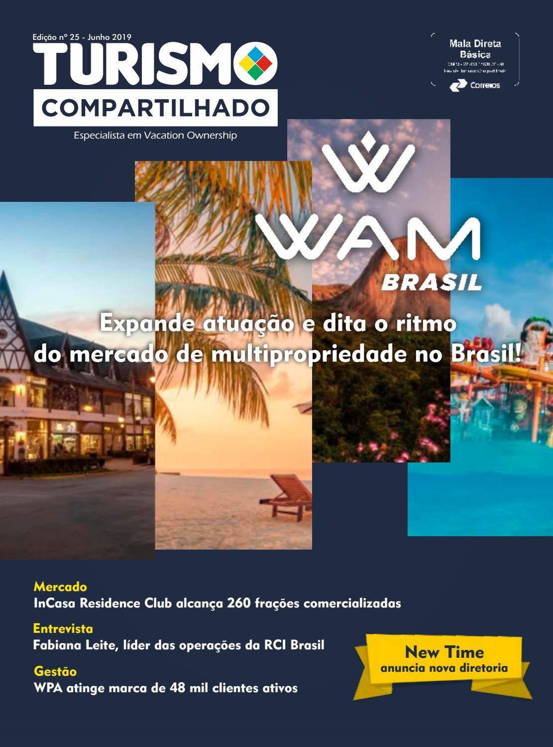 6793407c7 Revista Turismo Compartilhado - Edição 25 - Maio/Junho 2019 by turismo  compartilhado - issuu