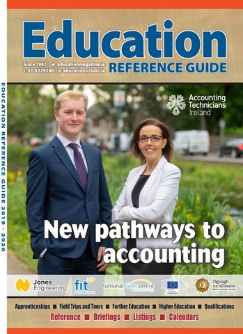 Education Reference Guide 2019-2020 by Michael Farrell - issuu