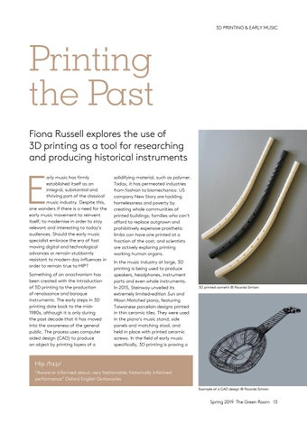 Page 13 of Printing the Past: 3D printing for early music