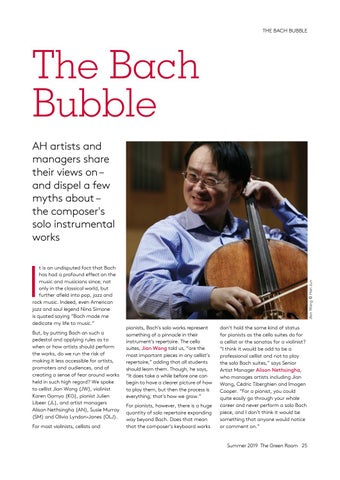 Page 25 of The Bach Bubble