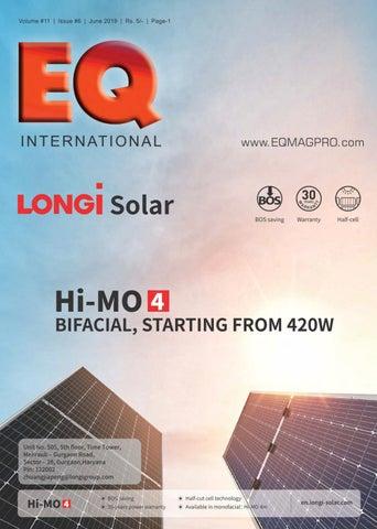 EQ Magazine June 2019 Edition
