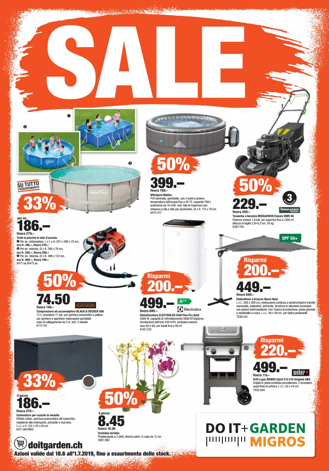 Do It Garden Aktionsflyer Kw25 It By Migros Issuu