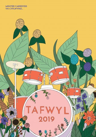 Tafwyl 2019 by Tafwyl - issuu