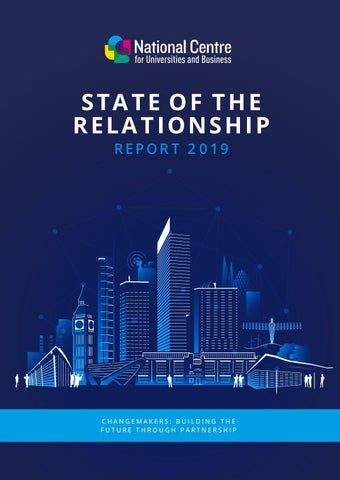 State of the Relationship Report 2019 by NCUB - issuu
