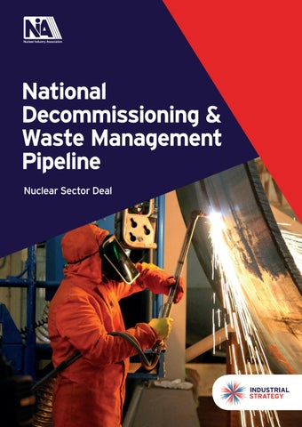 National Decommissioning and Waste Management Pipeline by Nuclear
