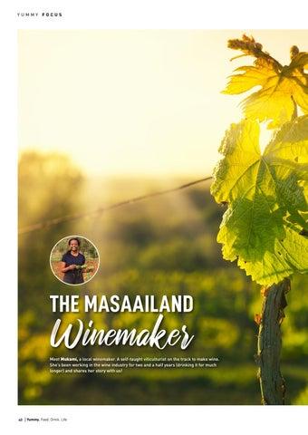 Page 40 of The Maasailand Winemaker