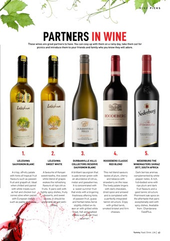 Page 43 of Partners In Wine