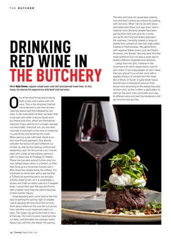 Page 44 of Drinking Red Wine In The Butchery
