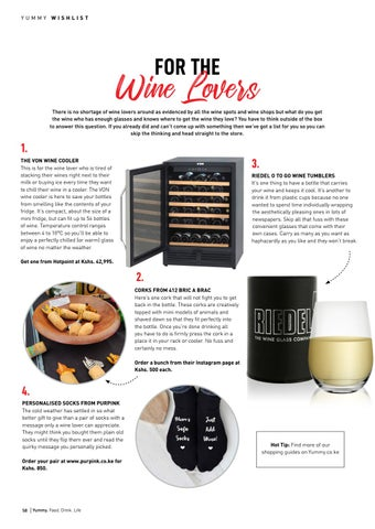 Page 58 of For The Wine Lovers