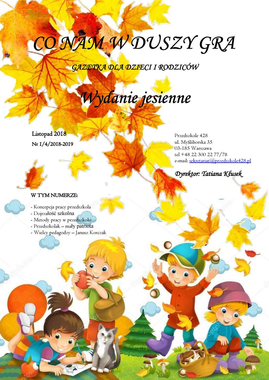 Gazetka Jesienna By Up Link Issuu