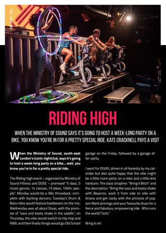 Page 12 of RIDING HIGH