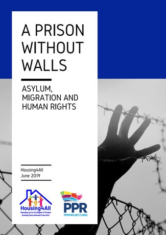 A Prison without Walls: Asylum, Migration, and Human Rights by
