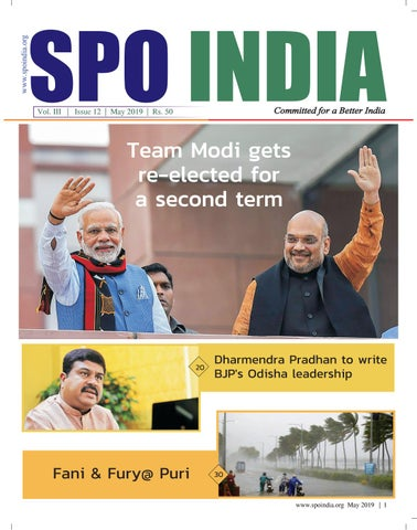SPO INDIA May 2019 Issue by VarIndia - issuu