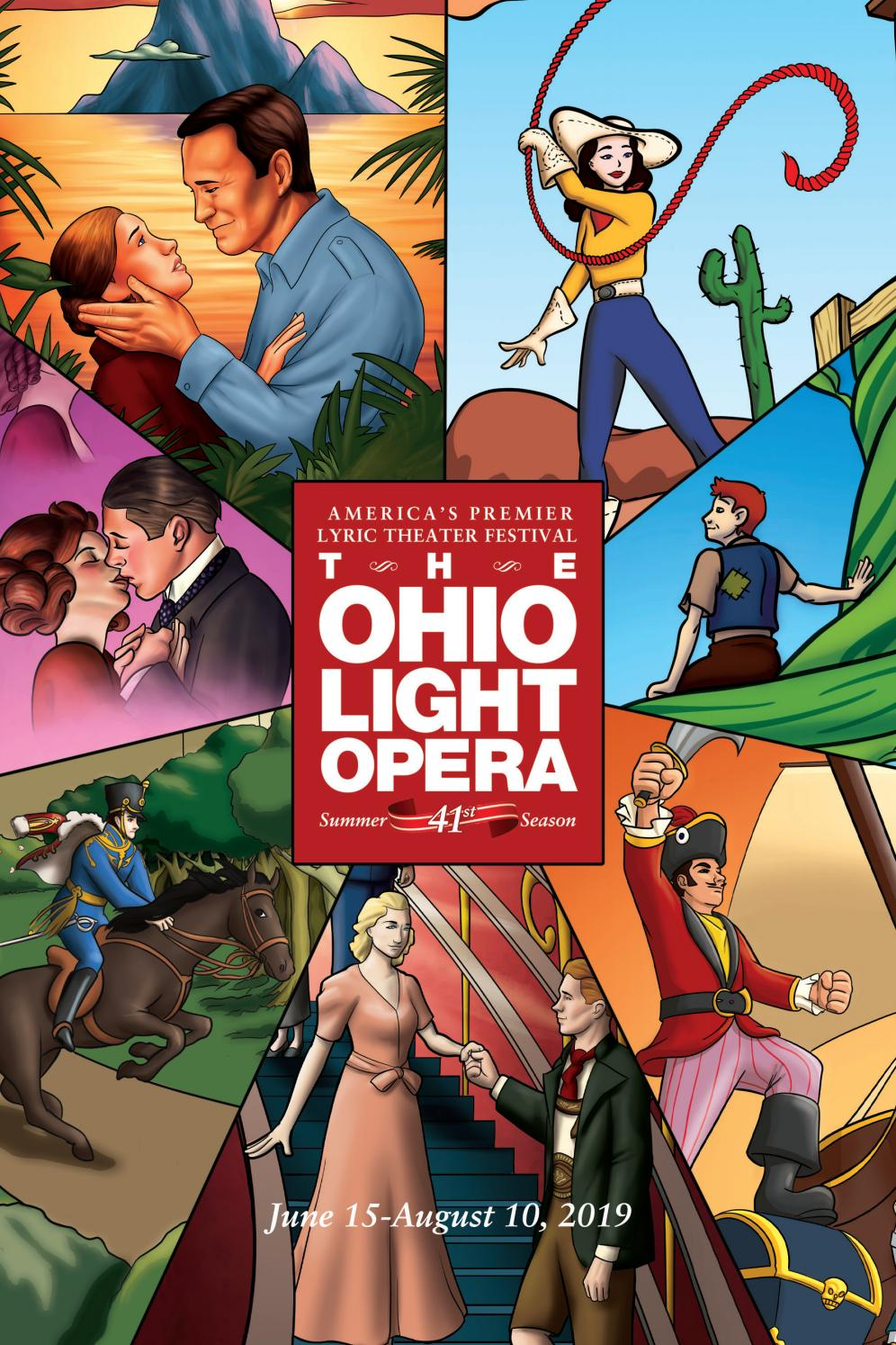 The Ohio Light Opera 2019 Program by Live Publishing - issuu