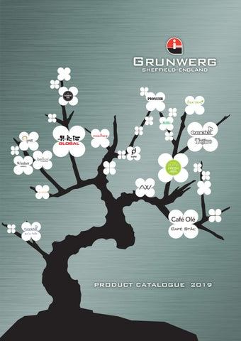 Grunwerg Product Catalogue 2019 by I Grunwerg Ltd - issuu