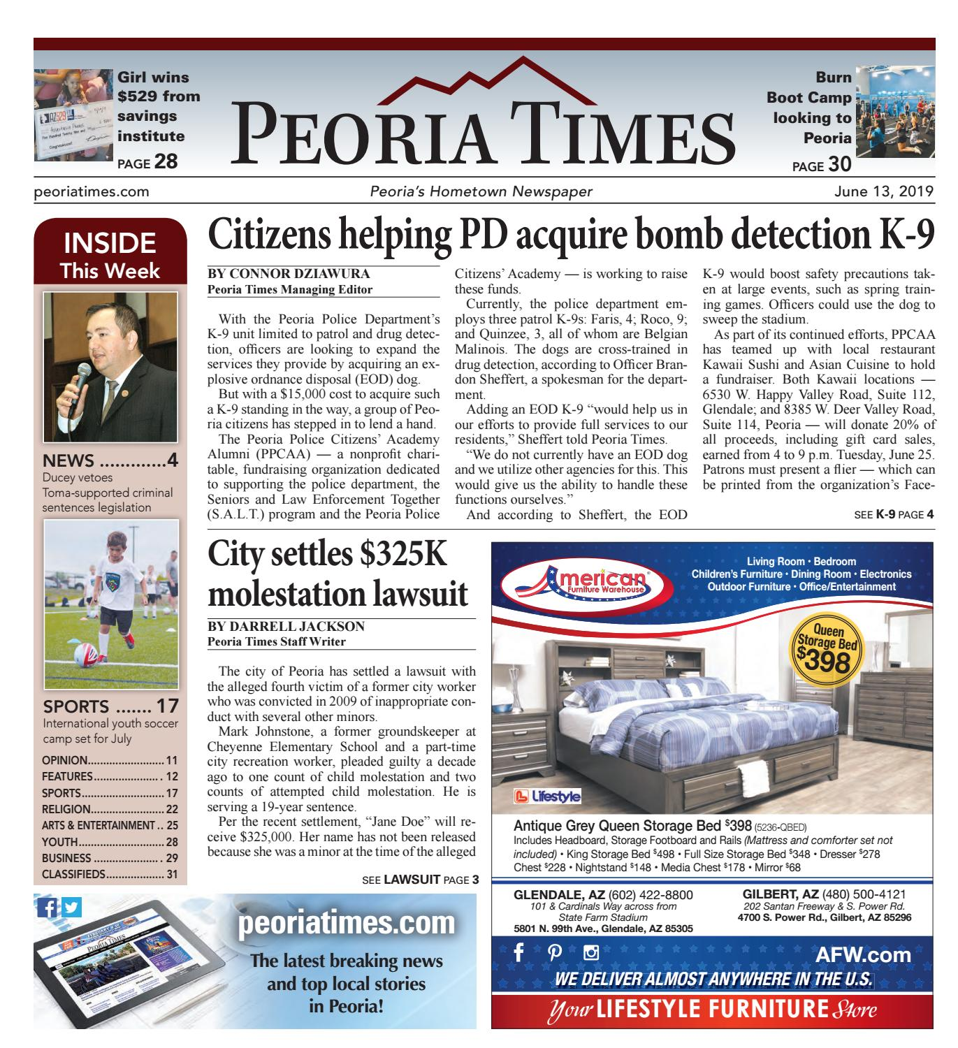 Peoria Times 06-13-2019 by Times Media Group - issuu