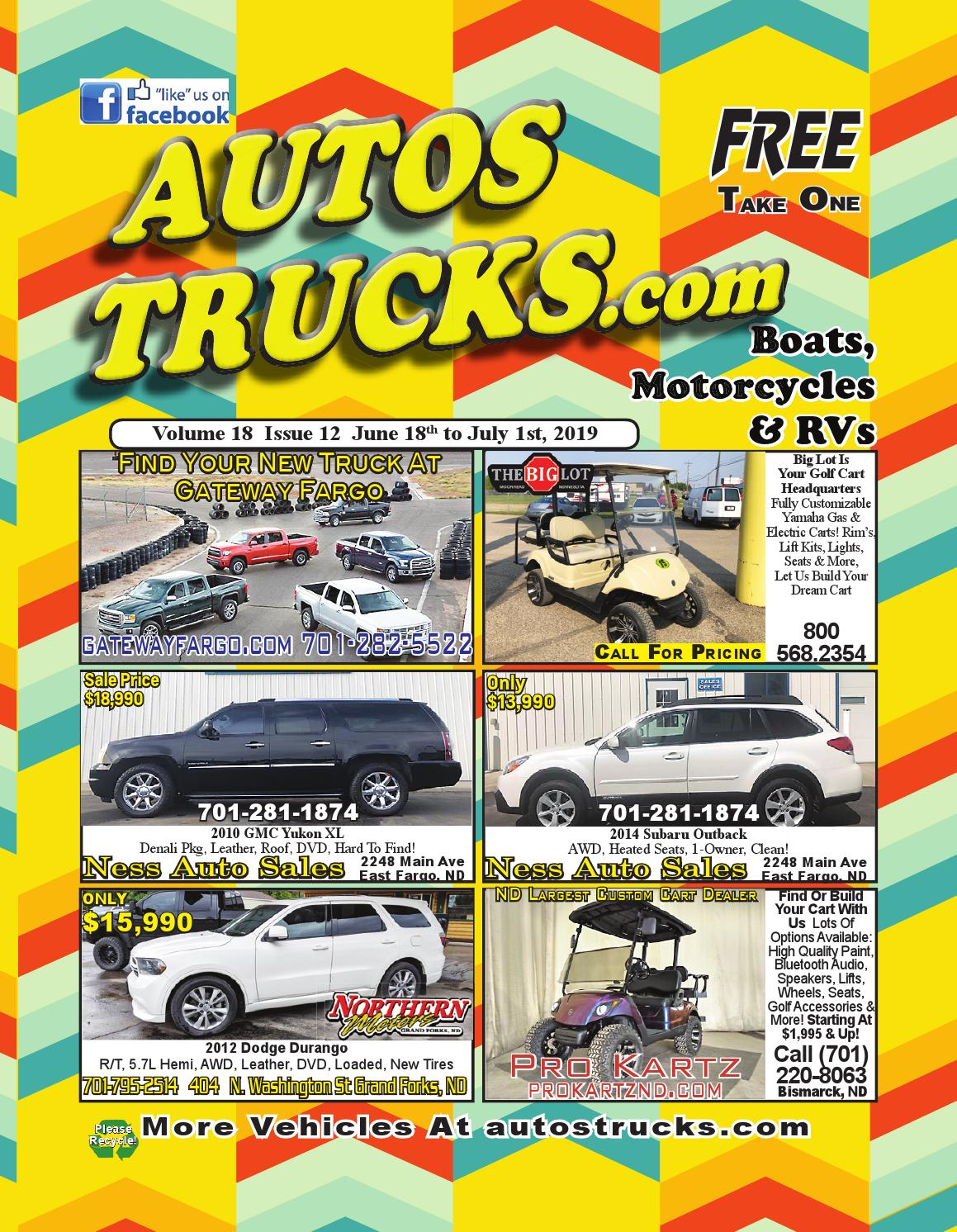 Autos Trucks 18-12 by AUTOS & TRUCKS - issuu