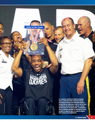 Page 13 of THE 2019 WARRIOR GAMES