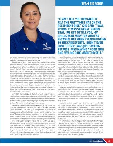 Page 43 of BE INSPIRED: BLANCA BAQUERO-CRUZ